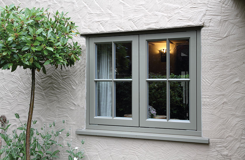Cottage Flush Casement Windows4