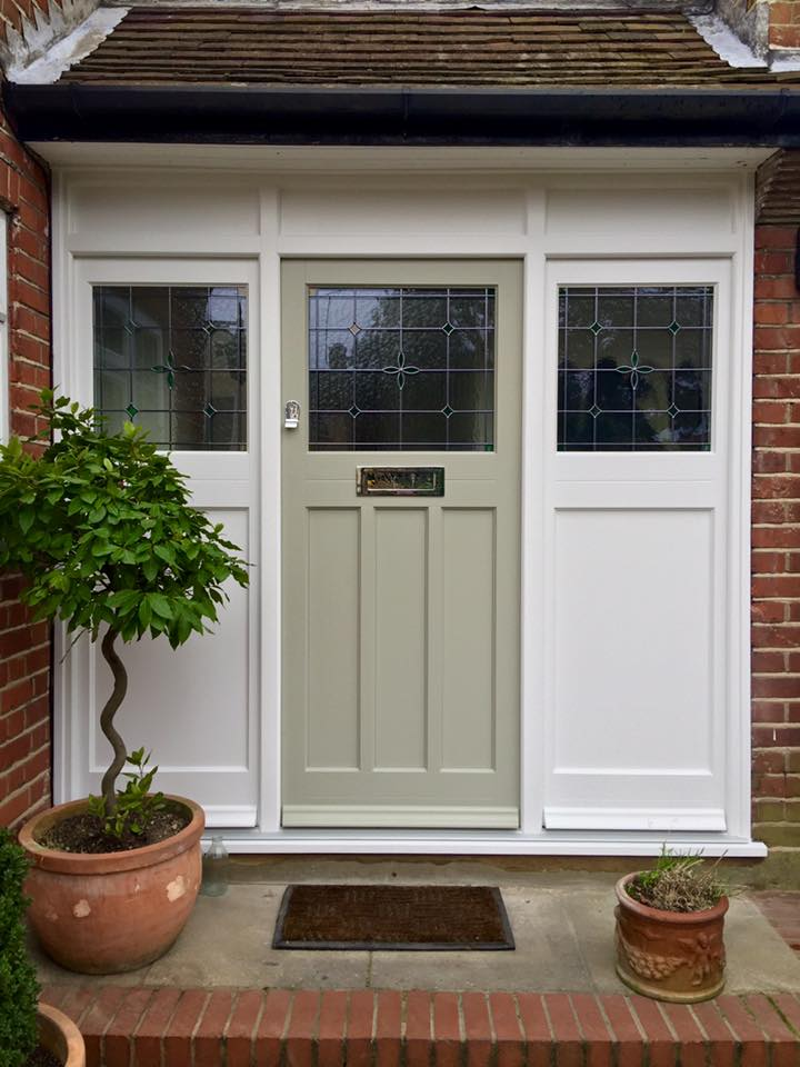 Colchester door installation - The Burgess Group - perfectly crafted ...
