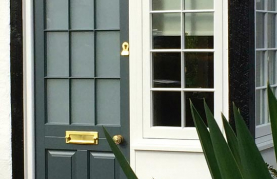 Timber Belbroughton Entrance Door