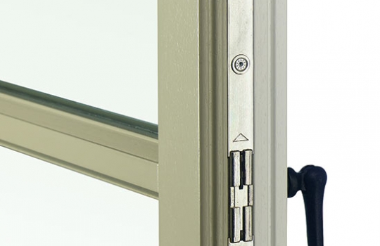 Flush casement multipoint locking system