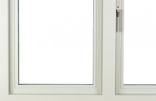 Timber Contemporary Casement Window