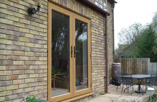 Composite French Doors