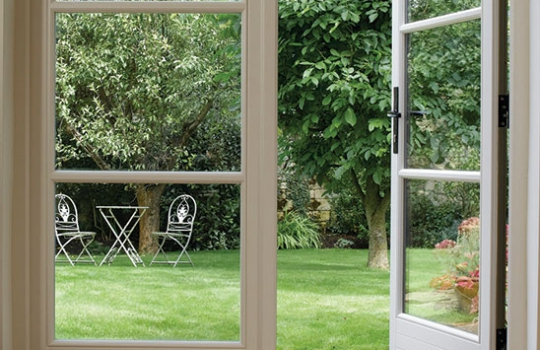 Traditional Timber French Doors in Essex