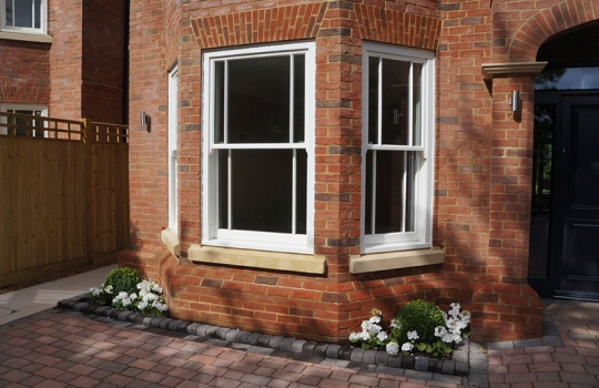 Spring Sash Windows