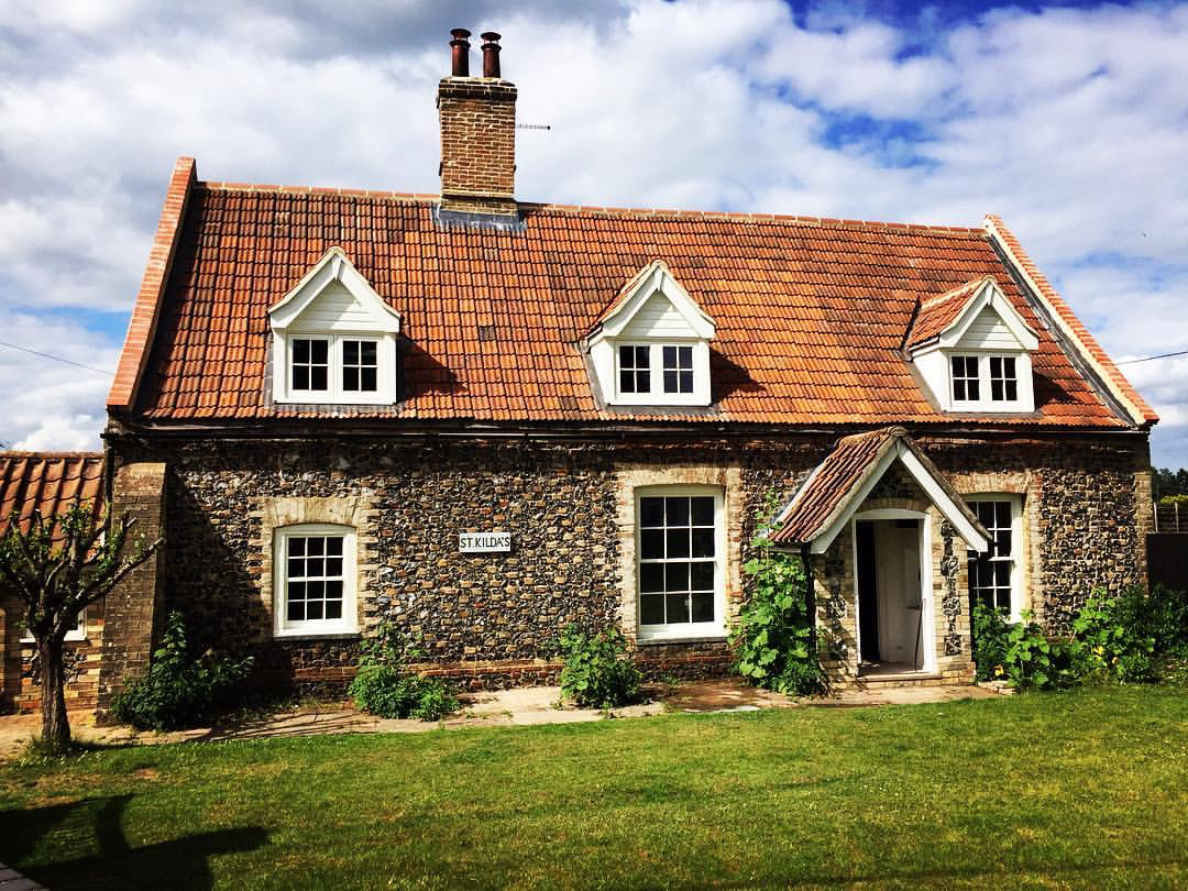 Box sash windows Suffolk