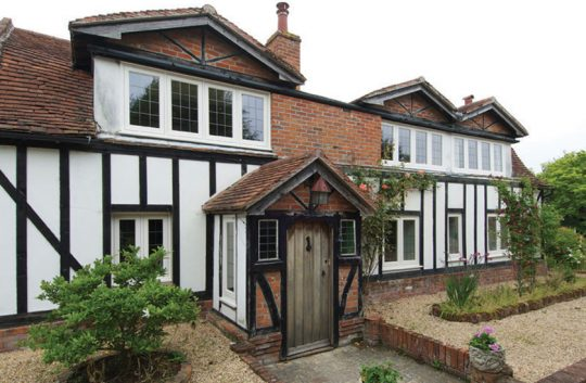 Like for like window replacement Manningtree