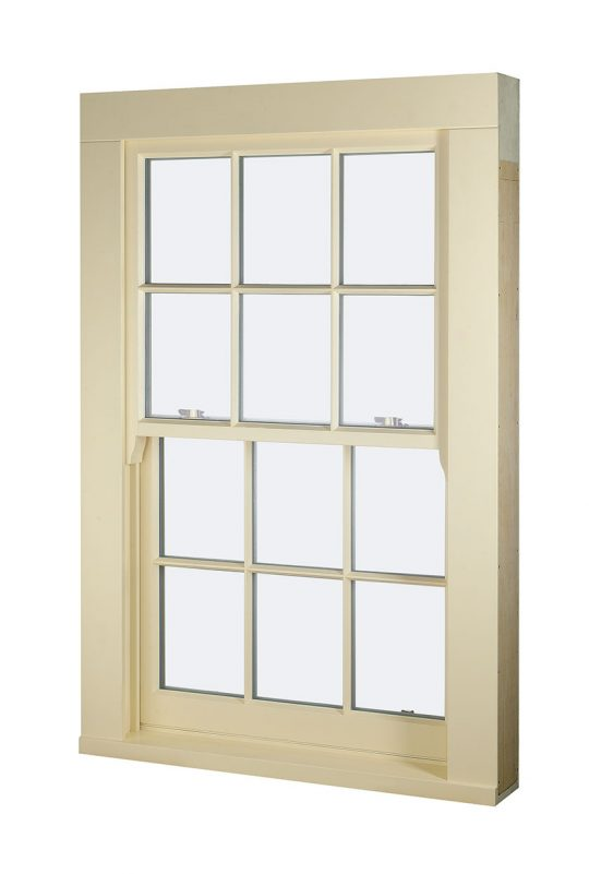 Timber Box Sash