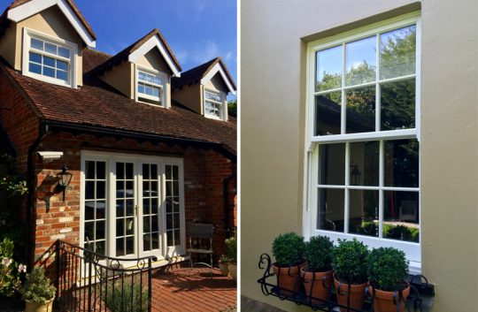 essex cottage sash windows