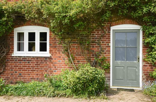 window and door Dereham