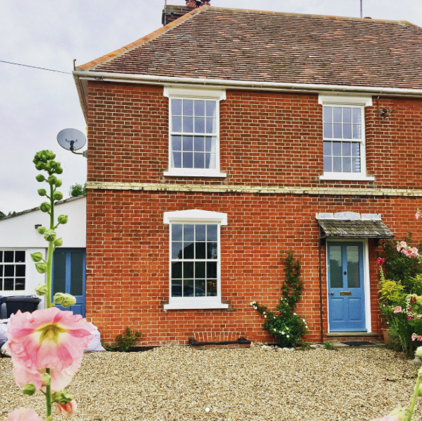 Sash windows in Hadleigh