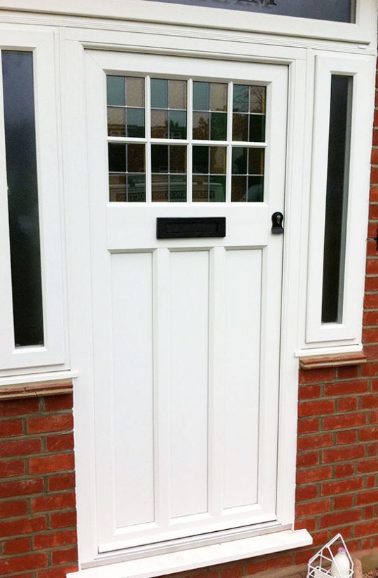 Composite Entrance Doors