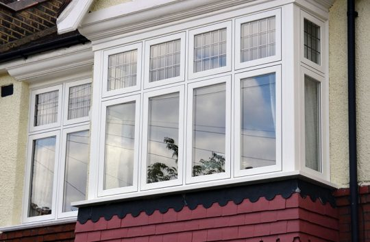 Composite Flush Casement Windows