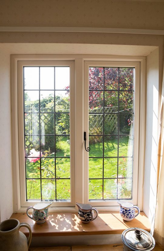 Composite Lipped Casement Windows