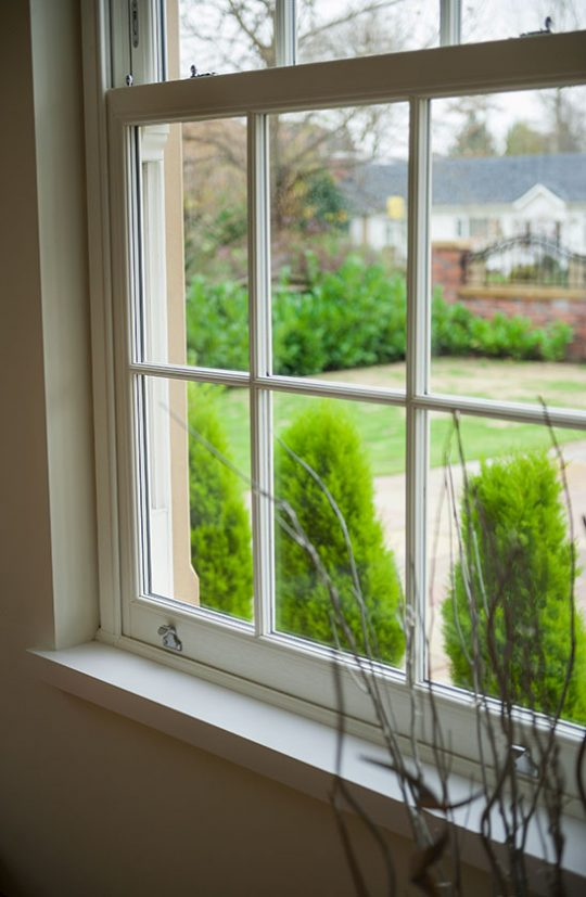 Composite Sash Windows