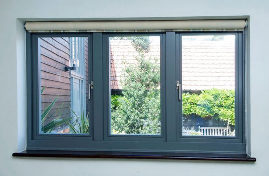 Contemporary Flush Casement Windows