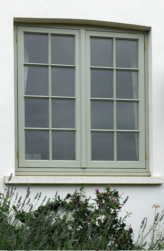 Cottage Flush Casement Windows