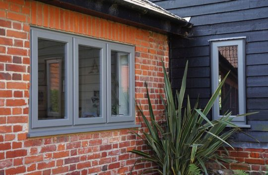 Timber Lipped Casement Windows