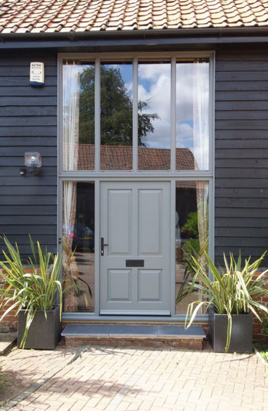 Traditional Entrance Doors